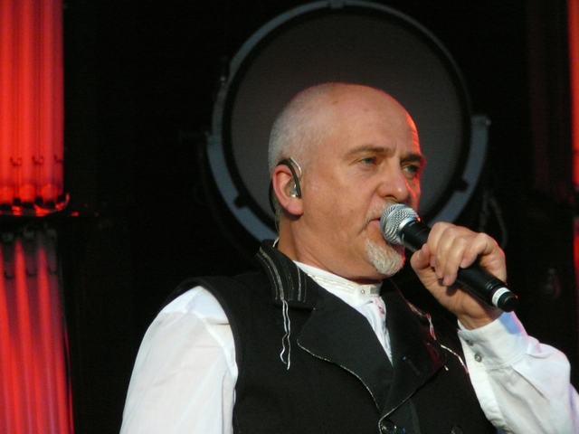 Peter Gabriel - Westerpark, Amsterdam - June 29, 2007