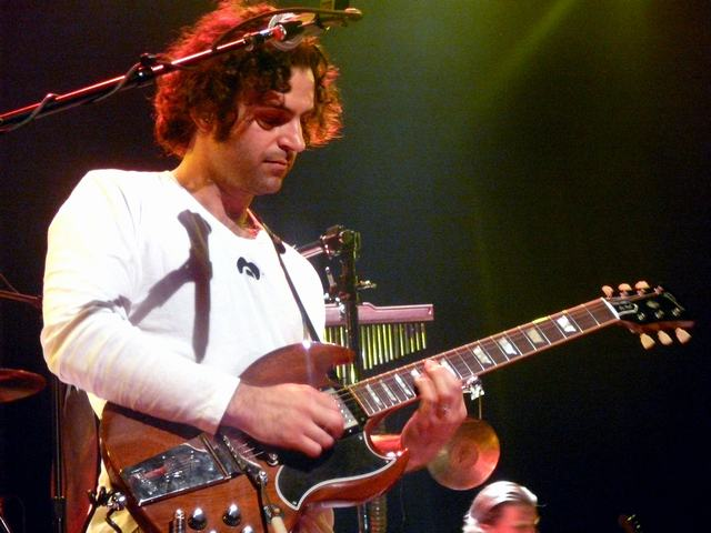 Dweezil Zappa in De Melkweg, Amsterdam - Thursday September 27, 2007