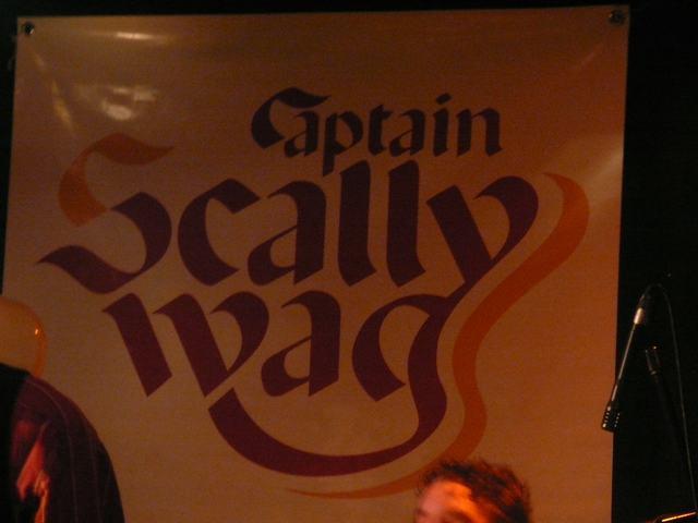 Captain Scallywag - Bluescafé, Apeldoorn - November 9, 2007