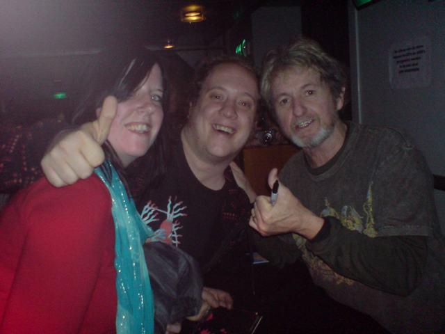 Chantal, Billy and Jon