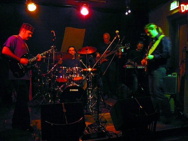 The FoolZ in Café 'De Singel', Zwolle - Janurary 20, 2008