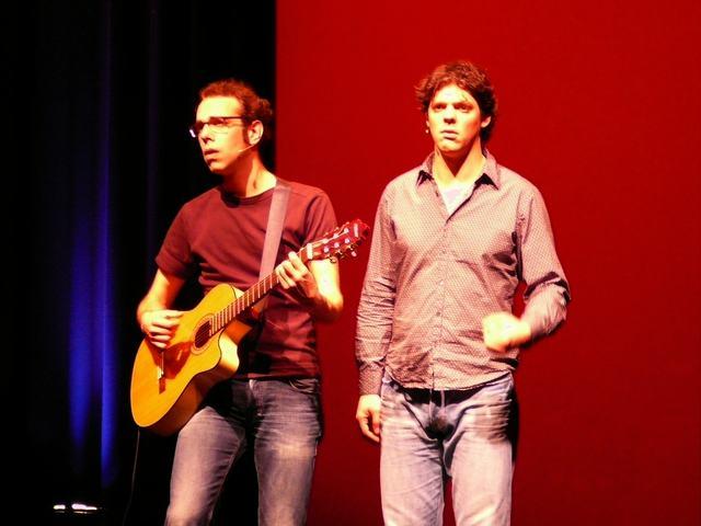 Jasper en Olaf - Gigant, 31 januari 2008