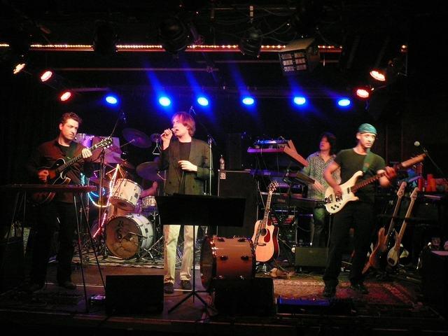 Five Bridges - Café Wilhelmina, Eindhoven - March 29, 2008