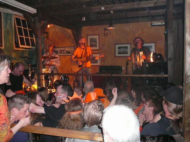 The Old Firm - Finnigan's, Apeldoorn - April 30, 2008