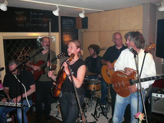 The FoolZ - Café Averechts, Utrecht - May 15, 2008