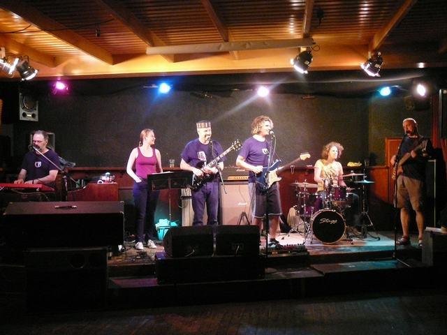 The FoolZ - Bluescafé, Apeldoorn - July 25, 2008
