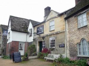 313 Lacock - The George Inn