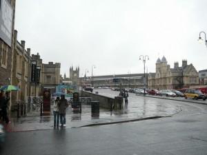 329 Bristol railway station