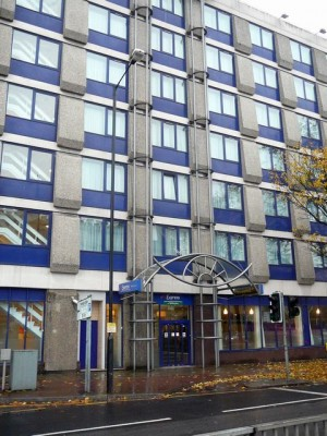 330 our hotel - the Holiday Inn