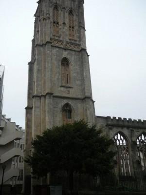 333 Bristol - Pisa tower