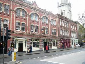 371 Bristol - The Old Fish Market pub