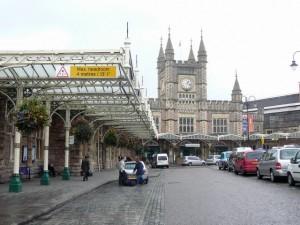 372 Bristol railway station