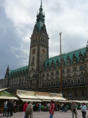 029 Hamburg Rathaus