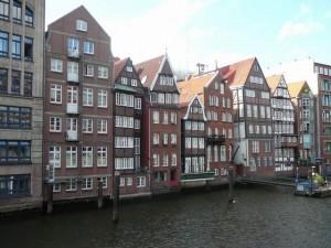 047 Hamburg - Nikolaifleet