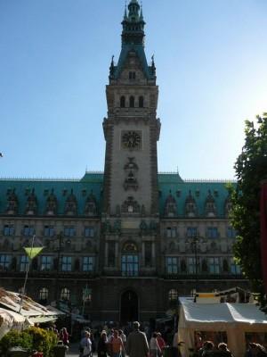 051 Hamburg - Rathaus