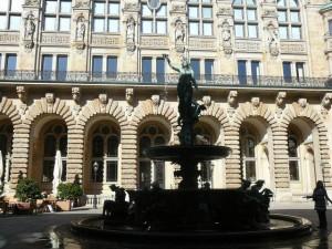 057 Hamburg - Rathaus