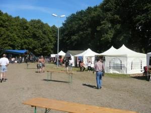 509 Festival area