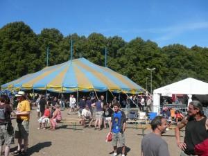511 Festival area