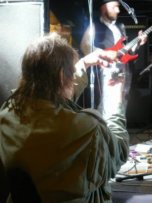 604 unholm filming Aufrichtiges Zappa