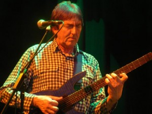Allan Holdsworth - Gigant, Apeldoorn - March 18, 2009