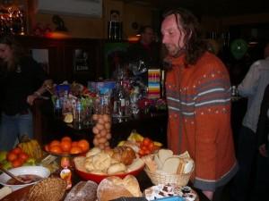 Wilbert - 'lopend buffet'