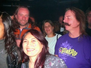 Wilbert, Cynthia, Marjolein & Emile