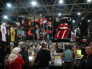 Rolling Stones fair stand (for hidihi)
