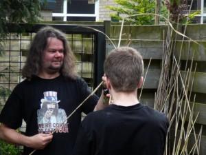 bazbo & Luuk - May 1, 2009