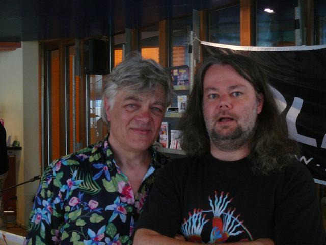 Robert-Jan Stips & bazbo