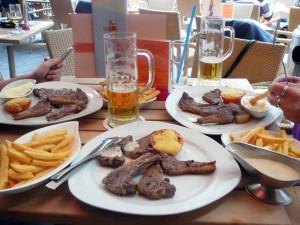 13 lamb's meat