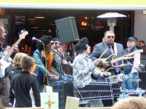 12 street music festival - nice act