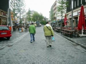 27 wandering through Bochum city centre
