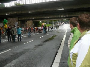 30 witnessing the Bochum marathon