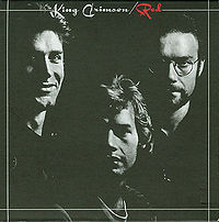 King Crimson - Red - 35th anniversary special edition