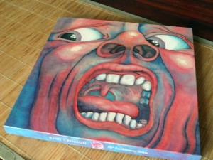 King Crimson - In The Court Of The Crimson King - 40th Anniversary Box