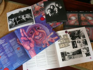King Crimson - In The Court Of The Crimson King - 40th Anniversary Box - see what's in it!