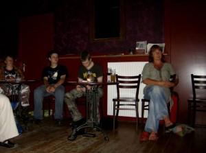 Meer van het publiek - Richard, Bas, Luuk & hidihi