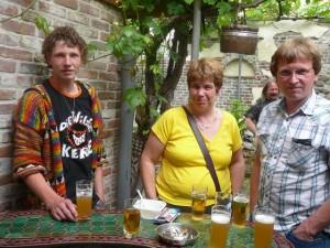 Richard, Marja & Robert