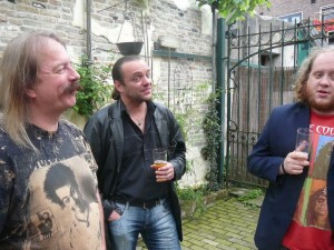 Emile, John Hölsgens & Tim Op het Broek