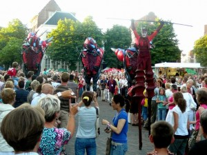Close-Act (Ned) 'XL-Insects' op de Brink