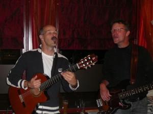 Lex & Martin zingen van 'oeoeoeoeoehoeoeoeoeoe'