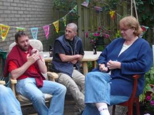 Anne, Gerard & Gera