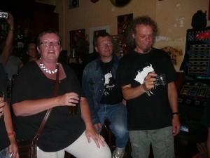 E, Robert & Auke