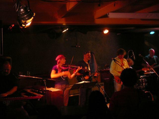 The FoolZ - Bluescafé, Apeldoorn, NL - July 24, 2009