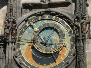 467 Plein Oude Stad - Stadhuis - Astronomische klok
