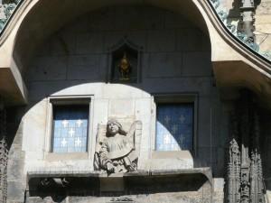 470 Plein Oude Stad - Stadhuis - Processie van Apostelen