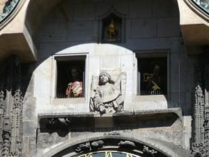 471 Plein Oude Stad - Stadhuis - Processie van Apostelen