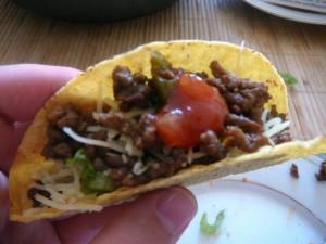 HOT taco's