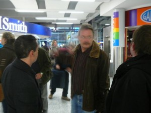 005 Bristol Airport - meeting up with CheepnisAromand LudzNL