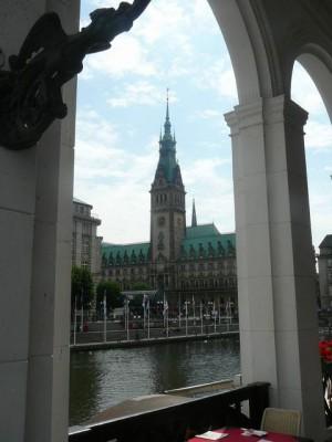 019 Hamburg Rathaus